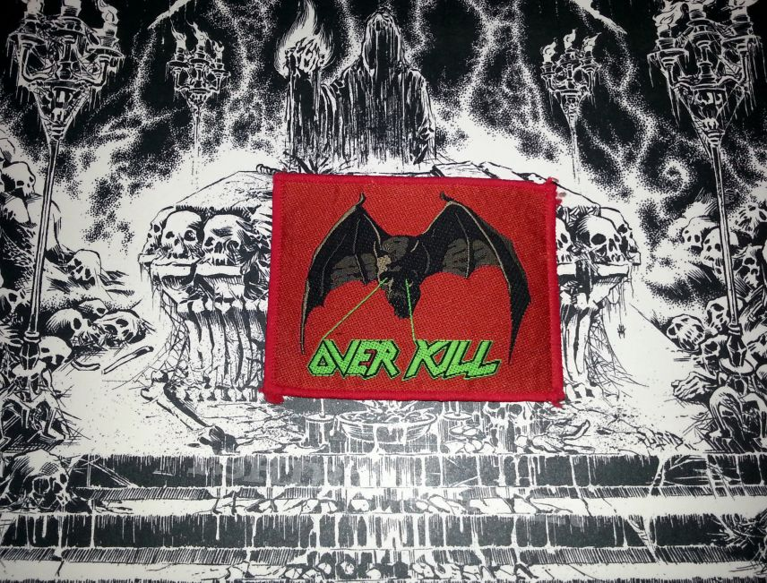 Overkill - Under The Influence ( Patch )
