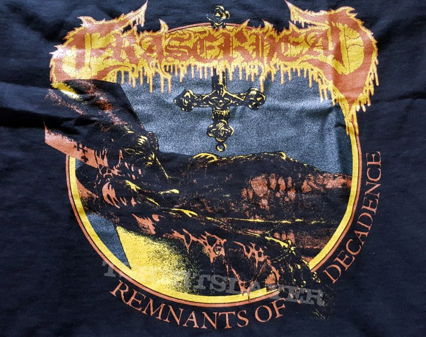 Eraserhead - Remnants Of Decadence
