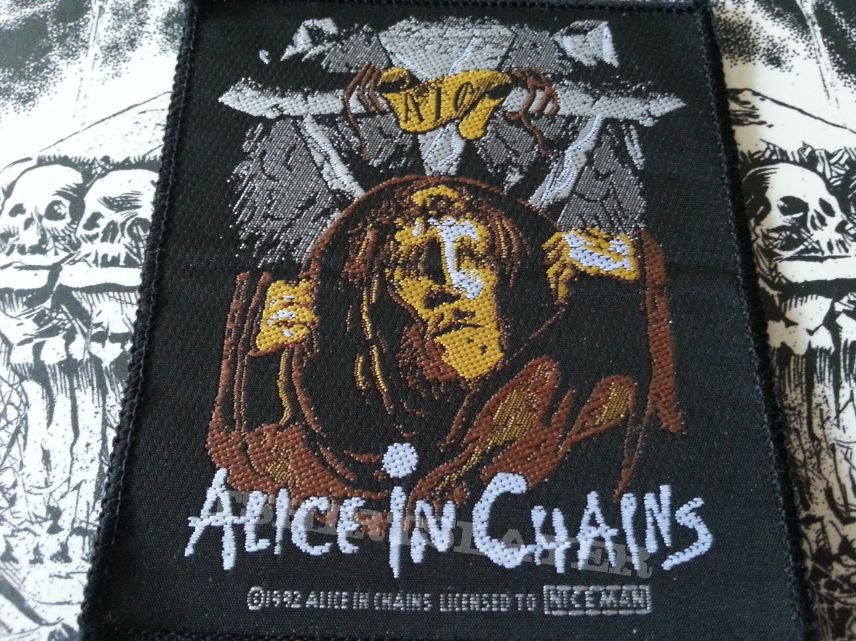 Alice In Chains ( Patch )