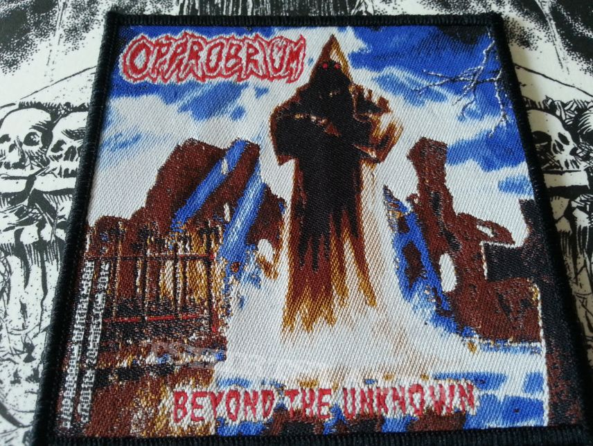 Opprobrium - Beyond The Unknown ( Patch )