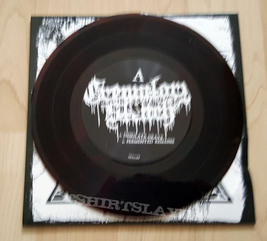 "Crematory Stench - Crematory Stech ( 7"" vinyl )"