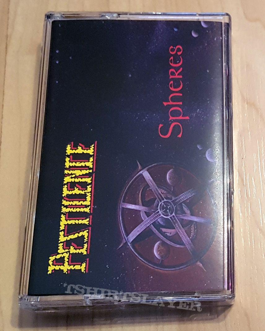Pestilence - Spheres ( Tape )