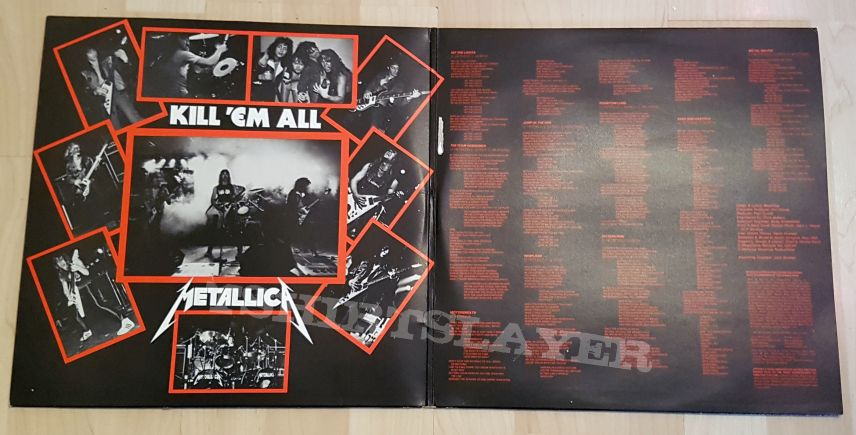 Metallica - Kill 'Em All ( Vinyl )