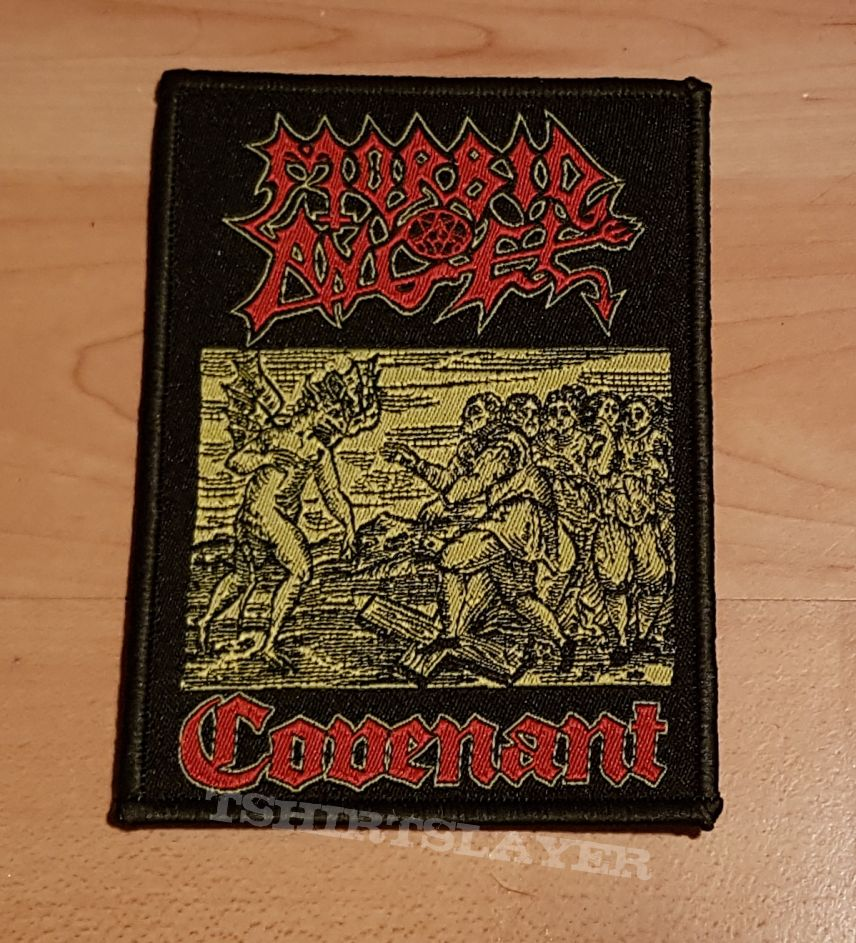 Morbid Angel - Covenant ( Patch )