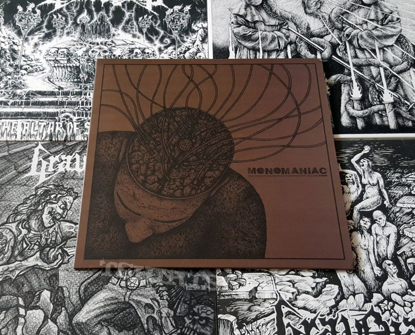 Monomaniac Vol 4 ( Vinyl )