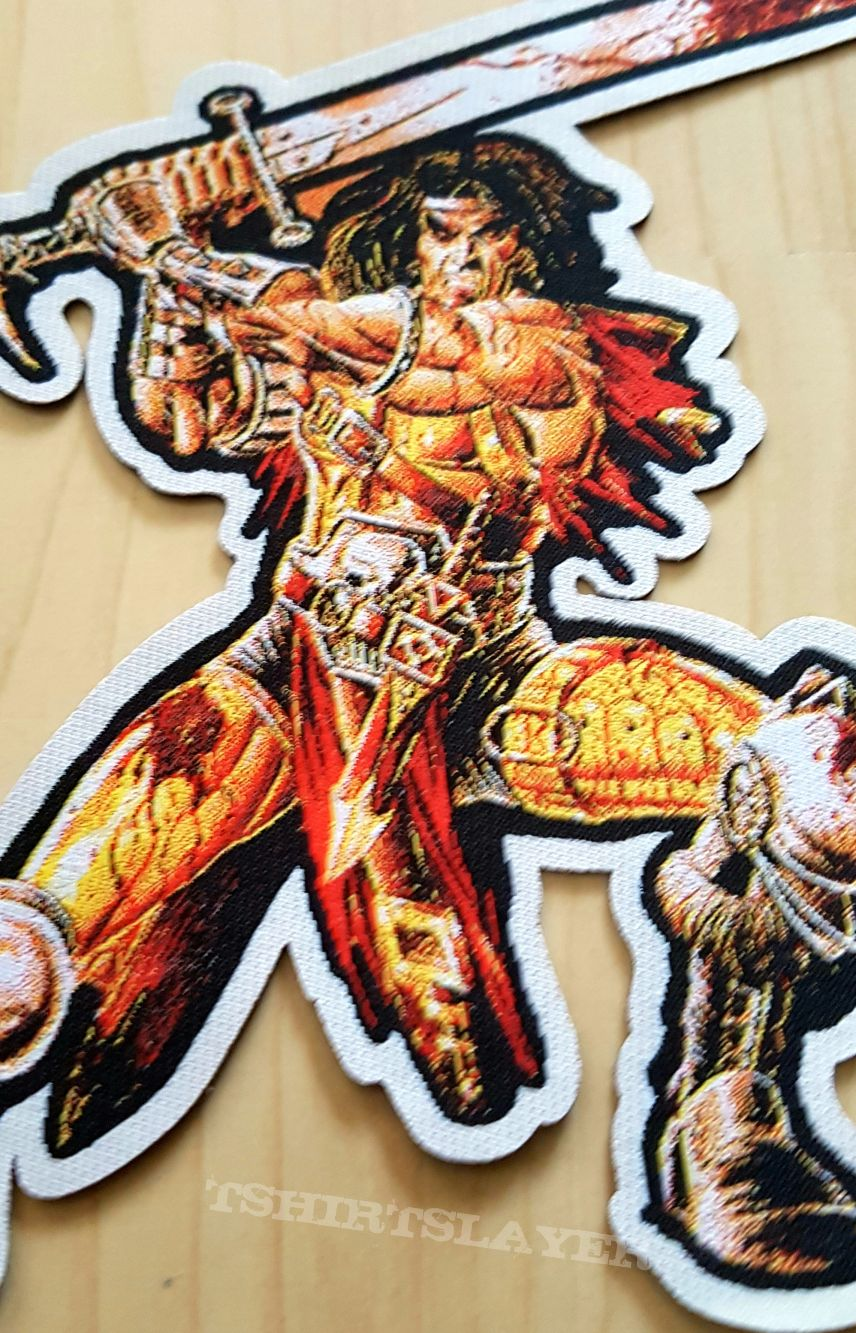Bolt Thrower - Warmaster ( Patches )