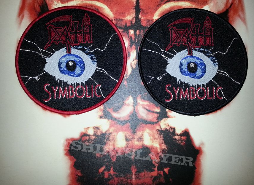 Death - Symbolic ( Patches )