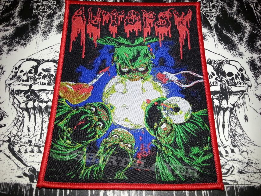 Autopsy - Severed Survival ( Patch )