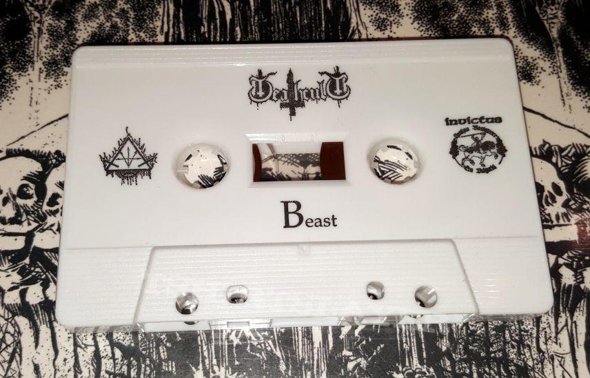 Deathcult - Demo '12 ( Tape )