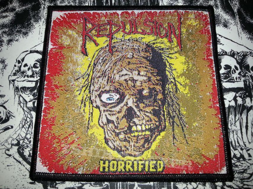 Repulsion - Horrified ( Patch )