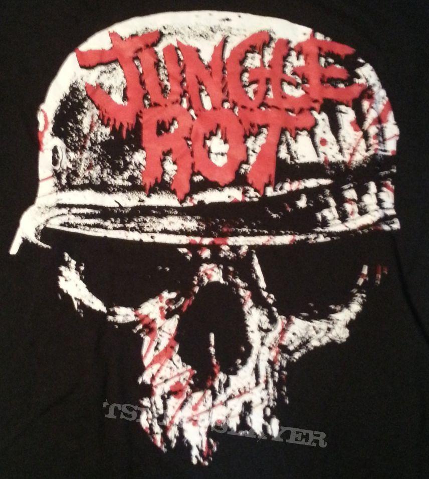 Jungle Rot - Skull