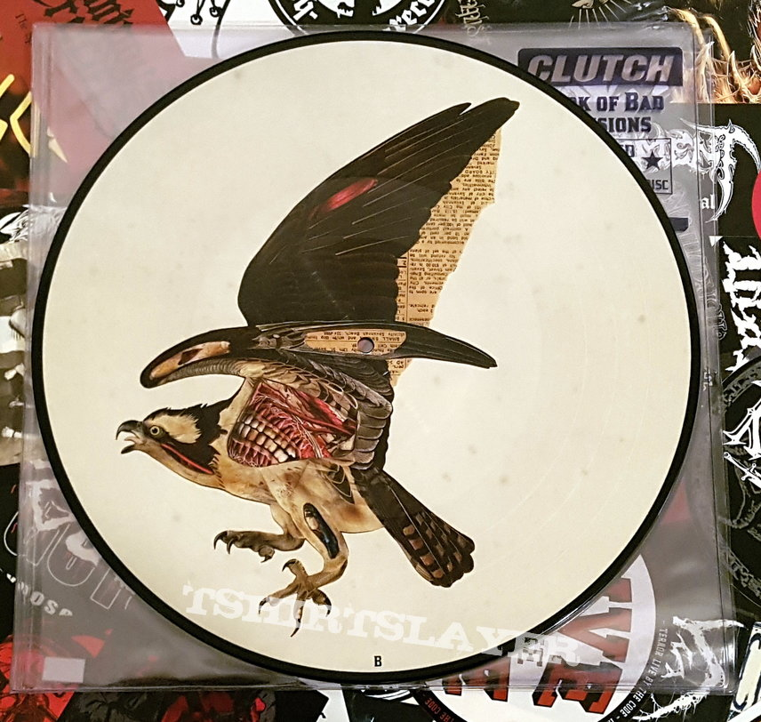 Clutch - Book Of Bad Decisions ( Picture Disc )