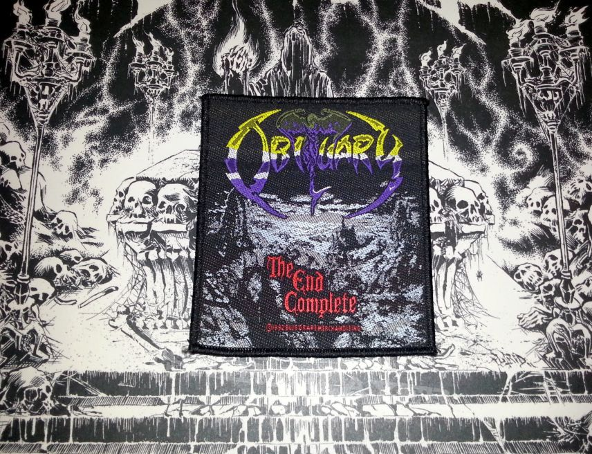 Obituary - The End Complete ( Patch )