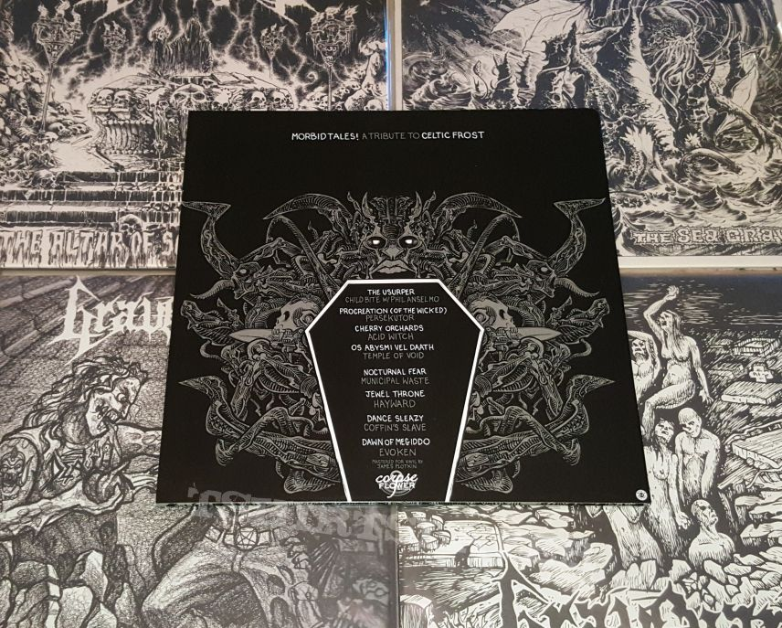 Morbid Tales! A Tribute To Celtic Frost ( Vinyl )
