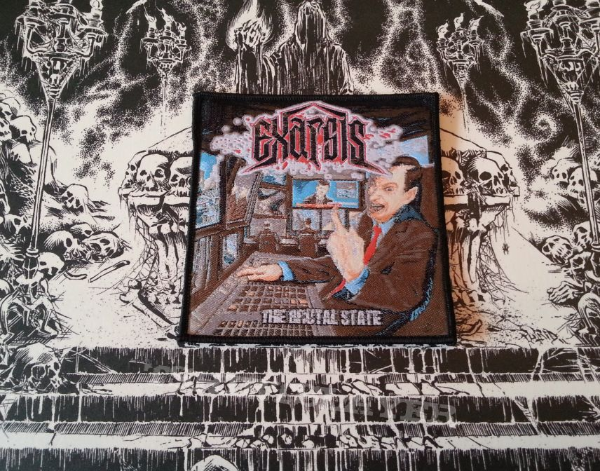 Exarsis - The Brutal State ( Patch )