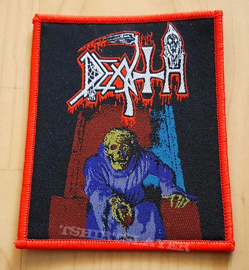 Death - Scream Bloody Gore ( Patch )