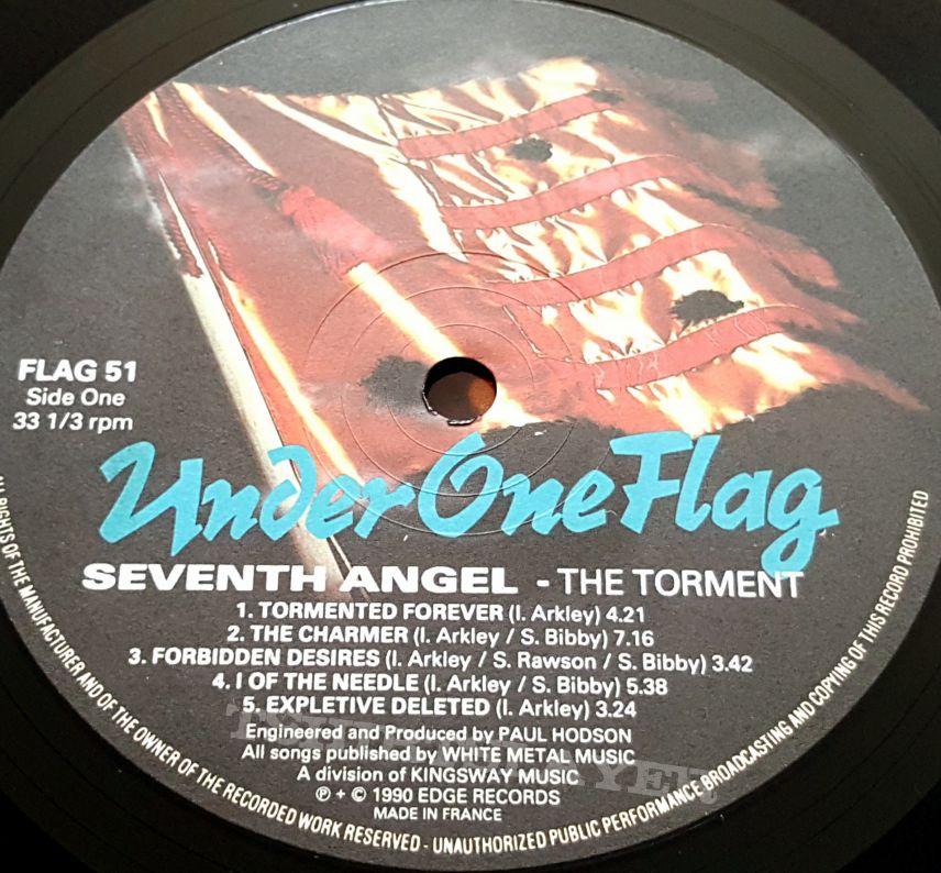 Seventh Angel - The Torment ( Vinyl )
