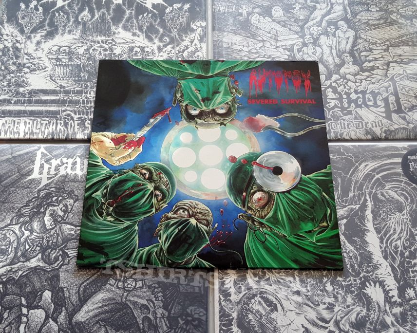 Autopsy - Severed Survival ( Vinyl )