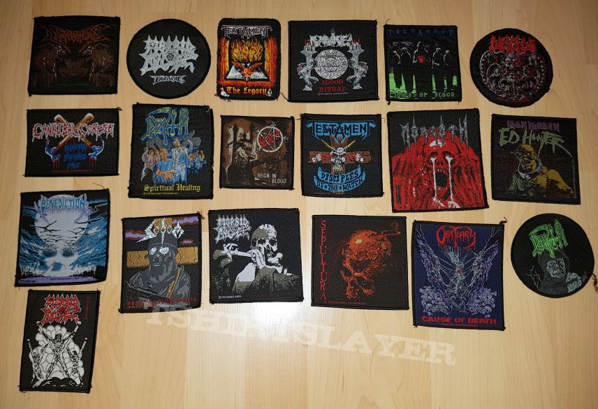 Backpatches & Patches