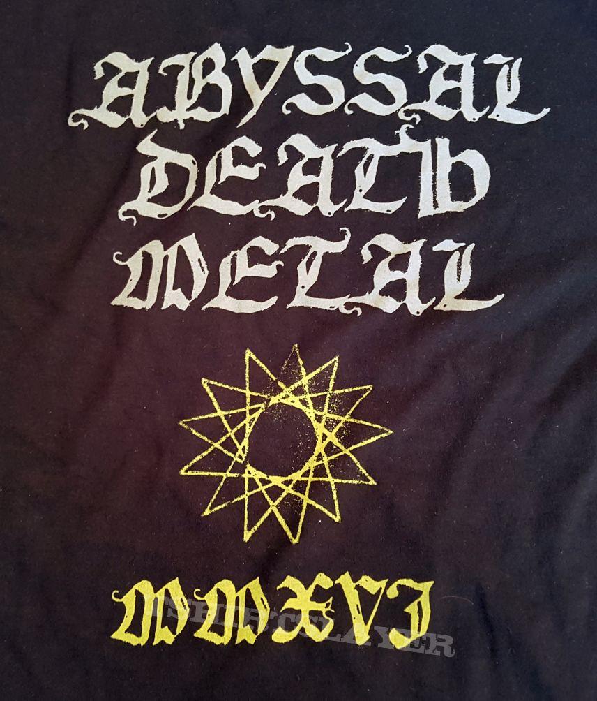 Cruciamentum - Abyssal Death Metal