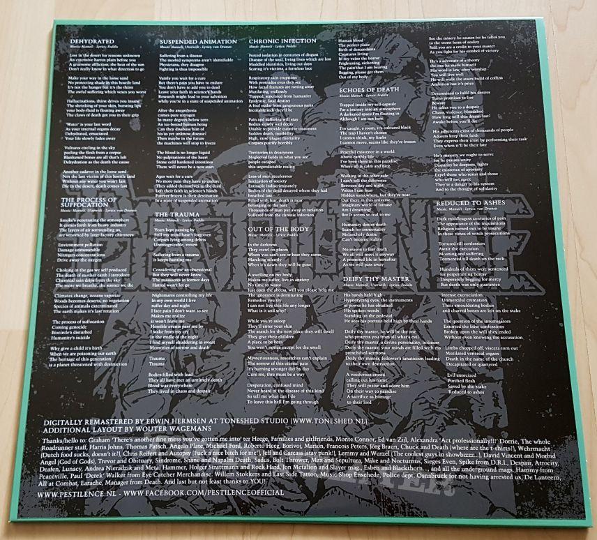 Pestilence - Consuming Impulse ( Vinyl )