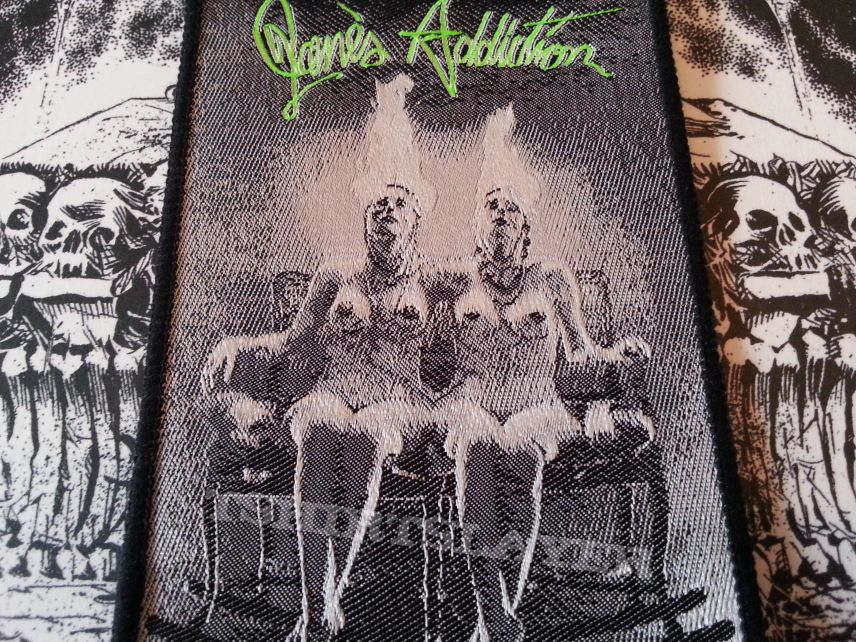 Jane's Addiction - Nothing's Shocking ( Patch )