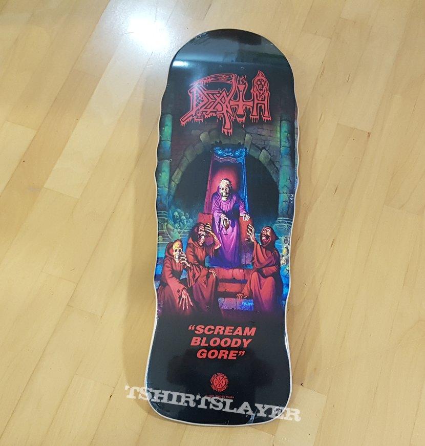 Death - Scream Bloody Gore ( Skatedeck )