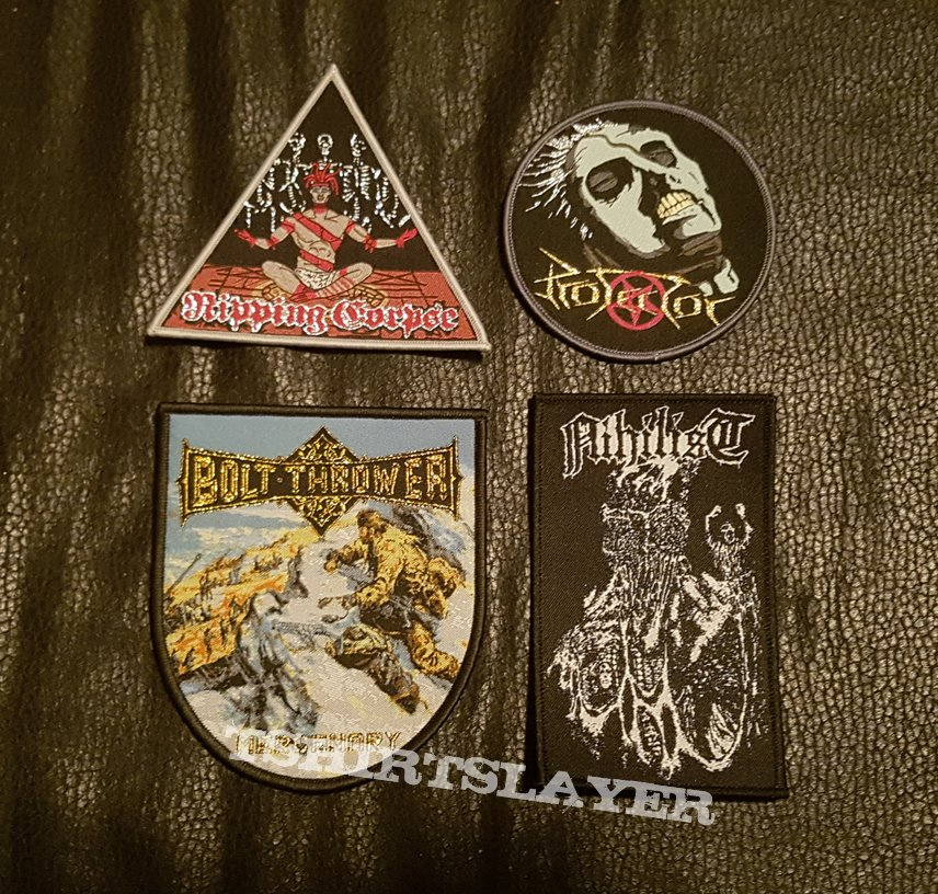 Patches for doomtilldeath
