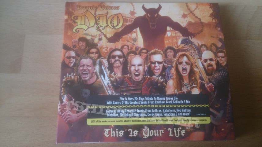 Ronnie James Dio This Is Your Life Tribute