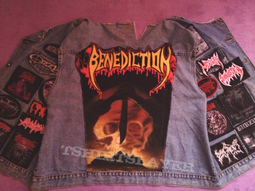 Battle Jacket - Back
