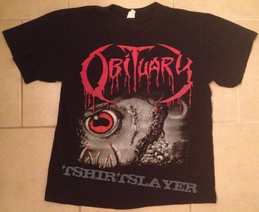 Obituary T-shirt