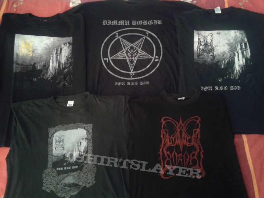 Dimmu Borgir - For All Tid Org Shirts 94
