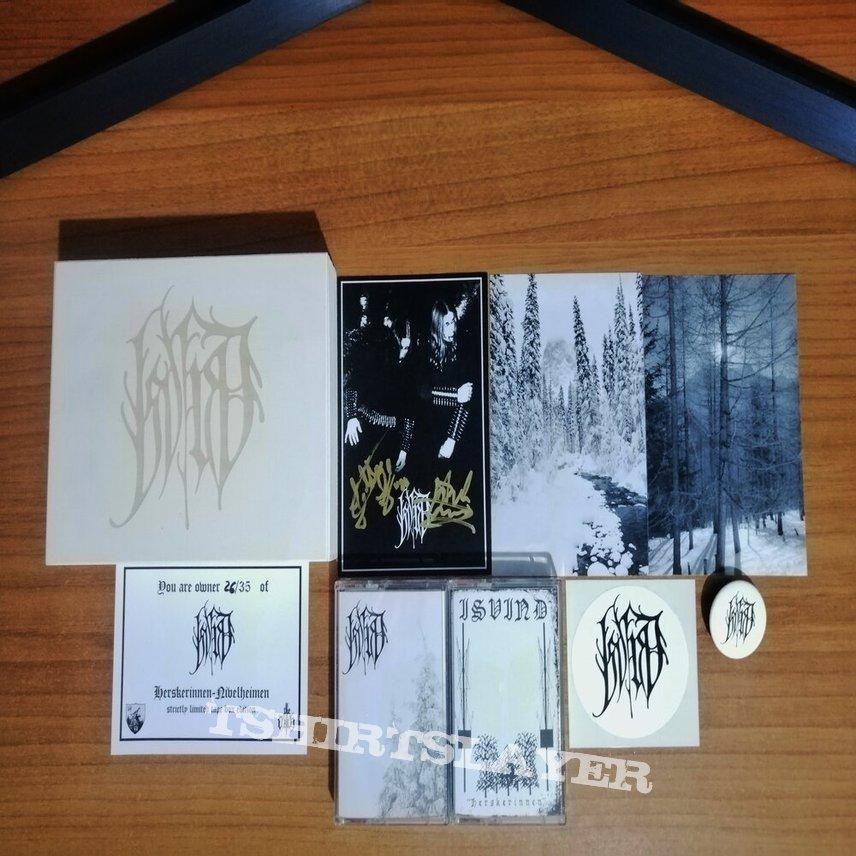 Isvind – Nivelheimen / Herskerinnen