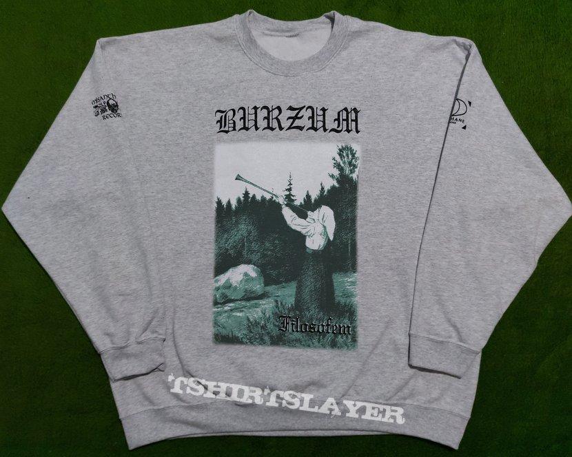 Burzum Filosofem Sweater Reprint