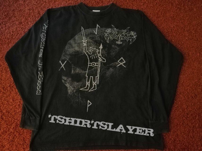 Enslaved Vengeance In Blood Tour 1999