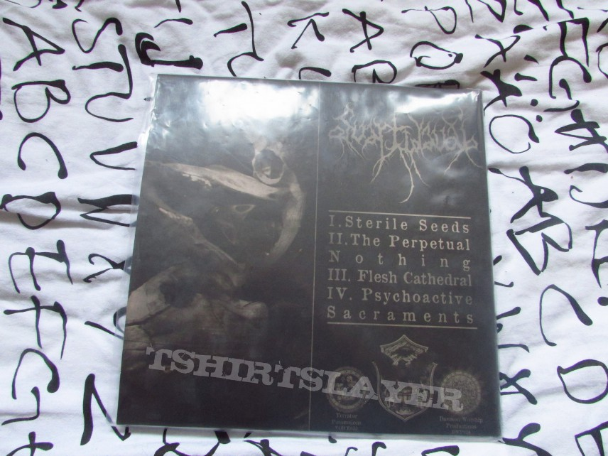 Svartidaudi-Flesh Cathedral vinyl