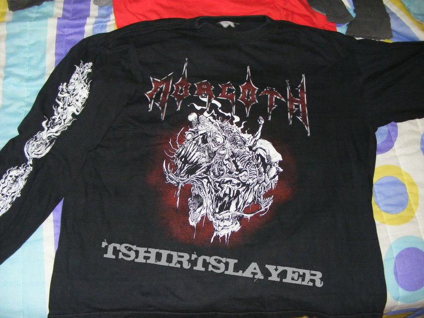 Morgoth 1991 European tour LS