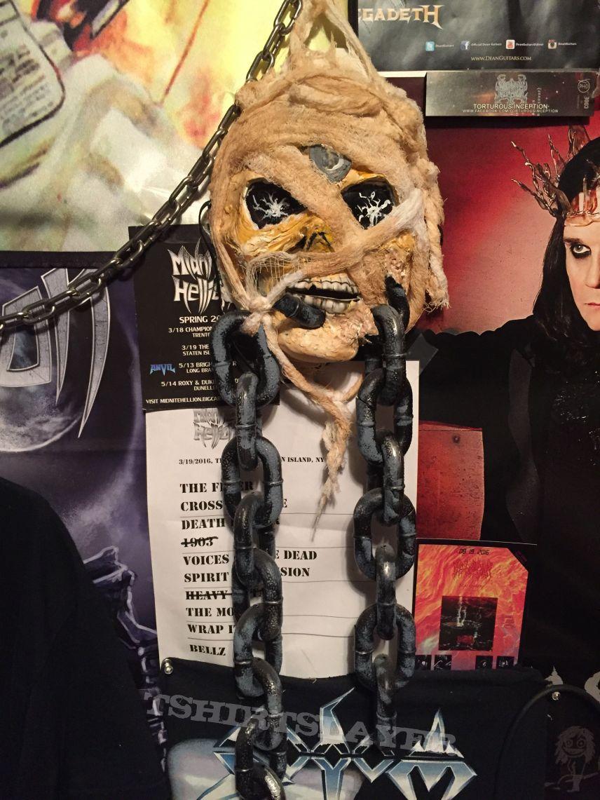 DIY Eddie mask