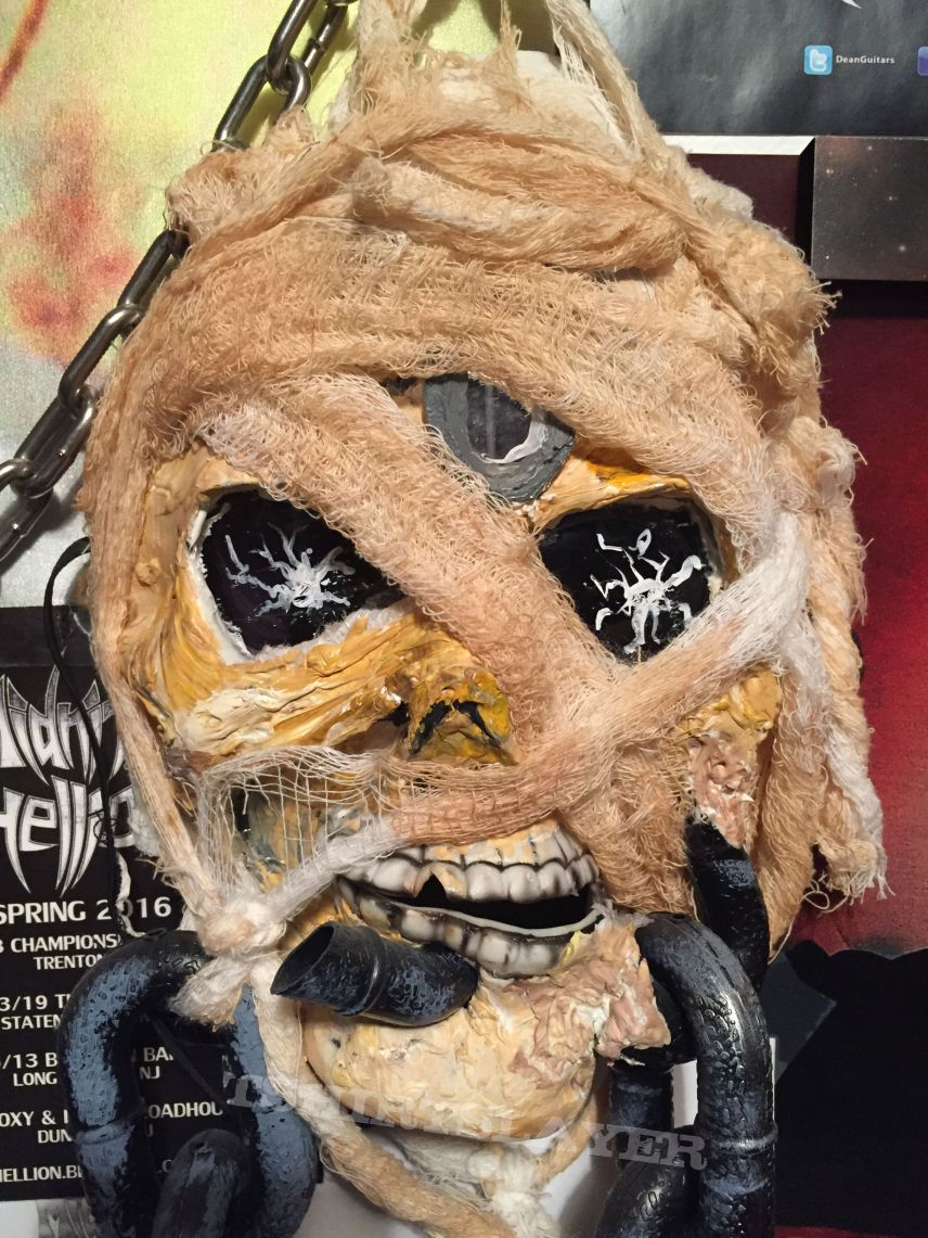 DIY Eddie mask