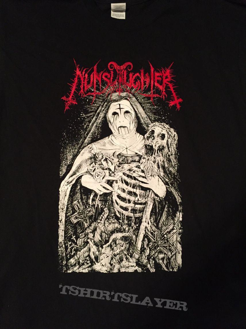 Nunslaughter shirt