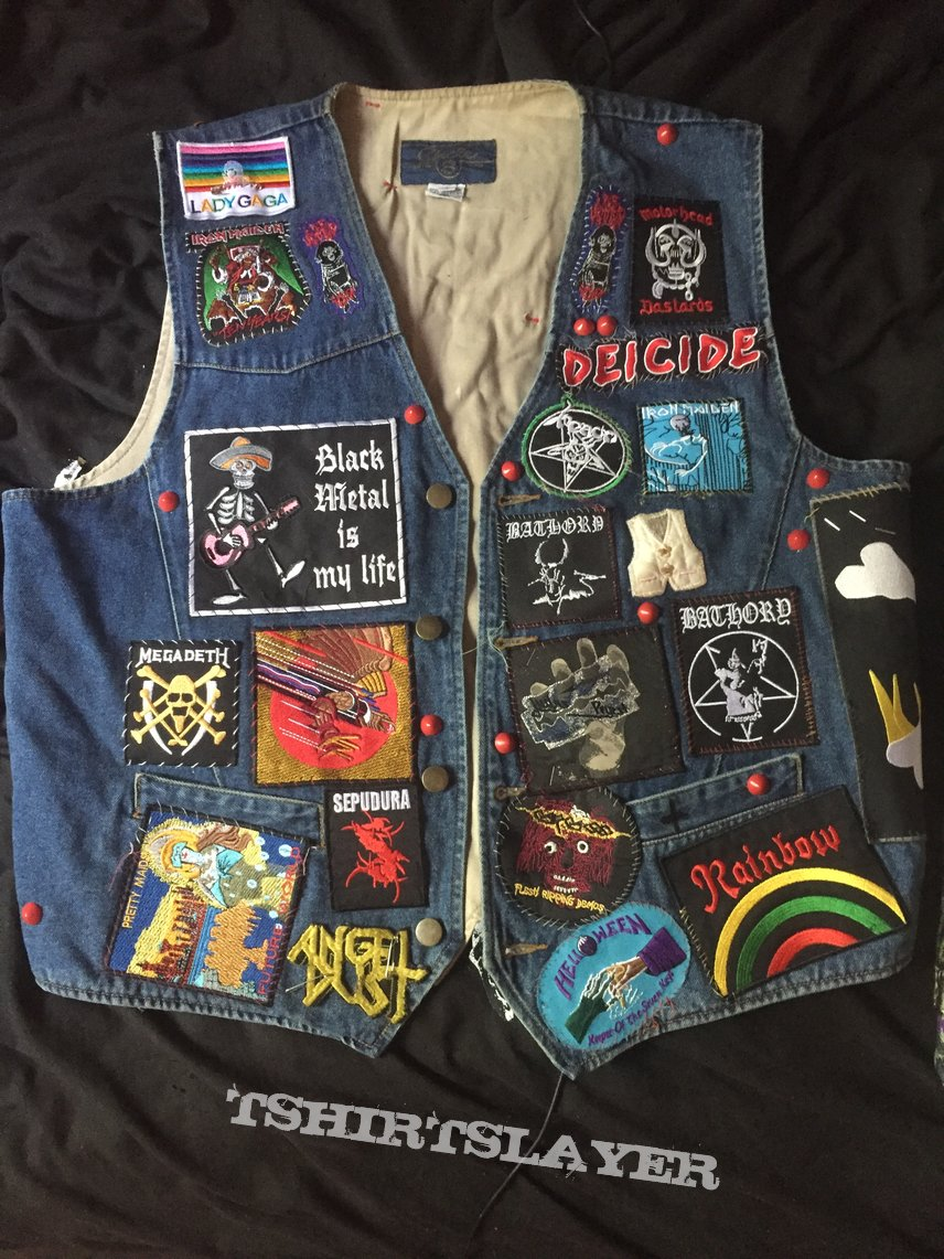 The ugliest vest in the world