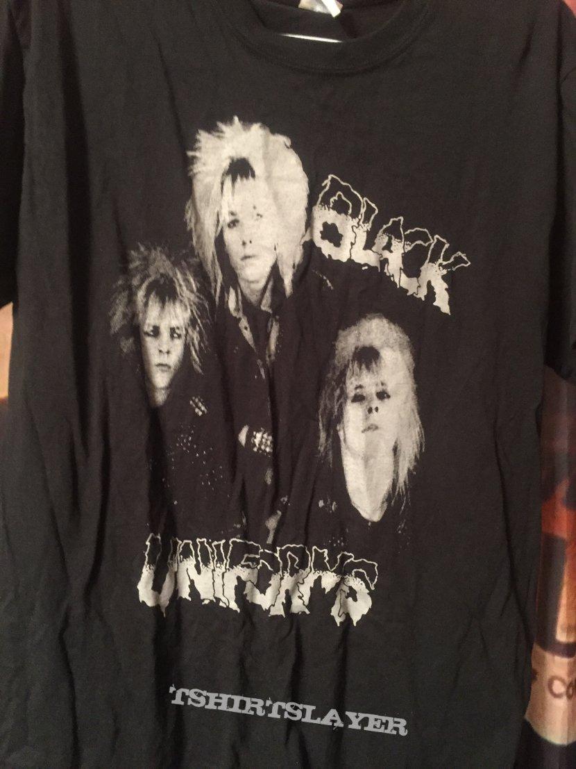 Black Uniforms shirt