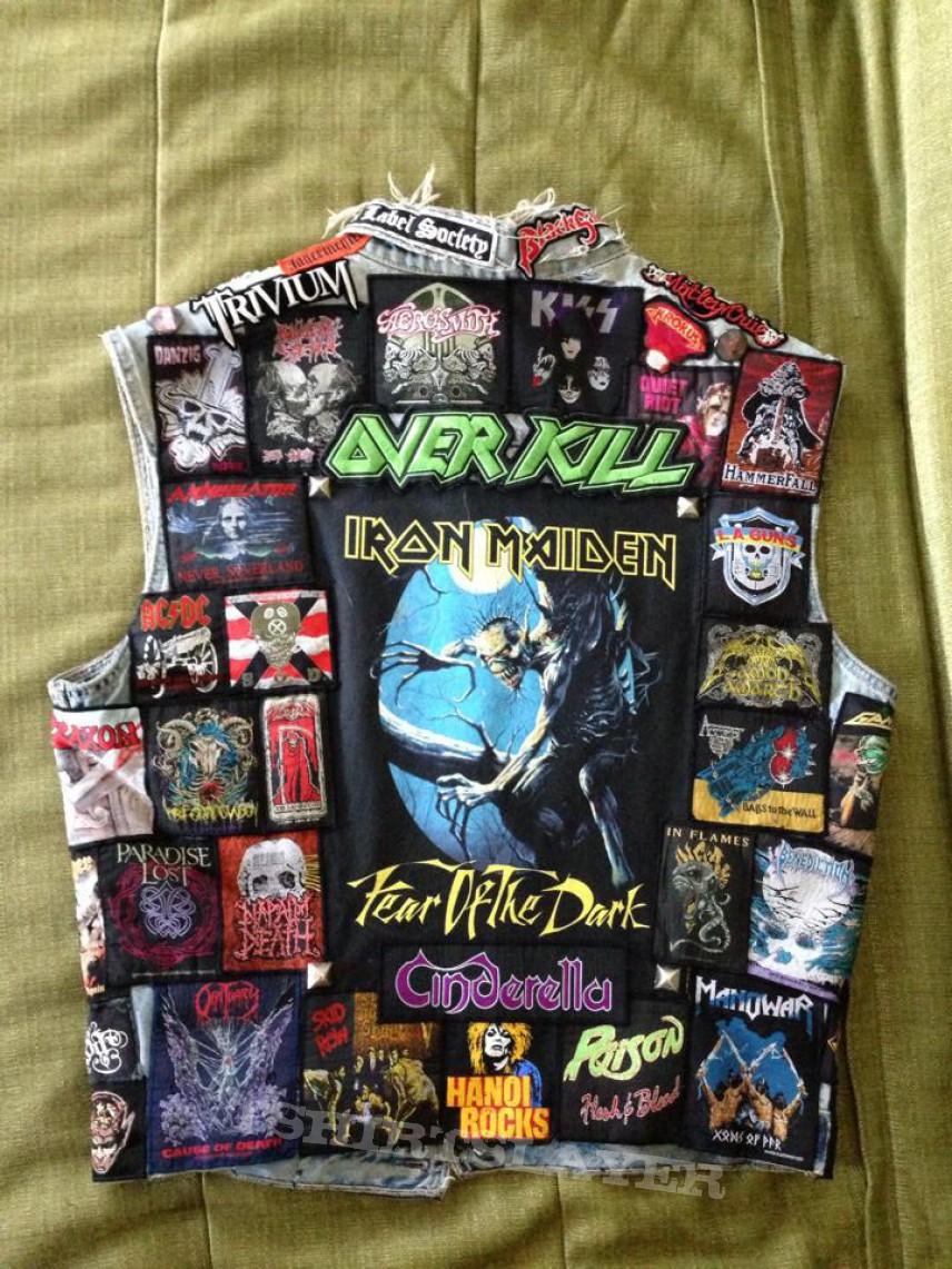 My Battlejacket!