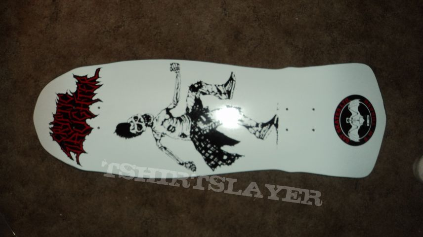 Cryptic Slaughter Skateboard
