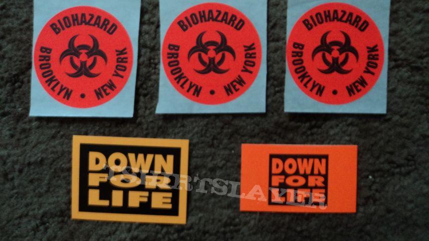 Biohazard Hazardous Times Issue 1
