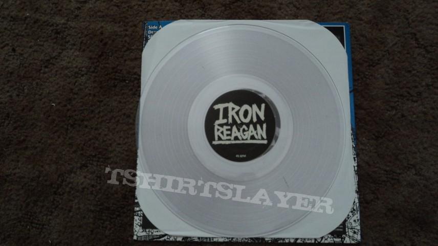 Iron Reagan Worse Than Dead Vinyl
