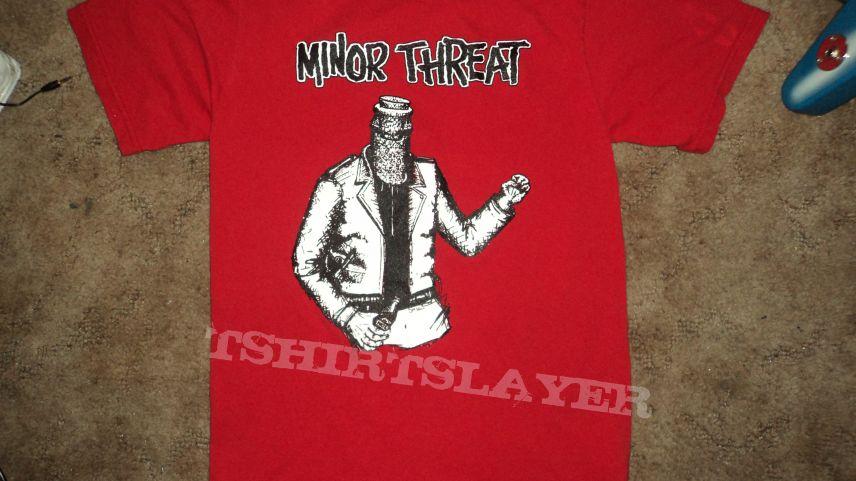Minor Threat Shirt