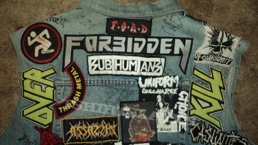My finished Vest Finally
