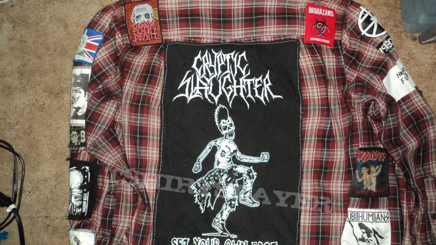Cryptic Flannel