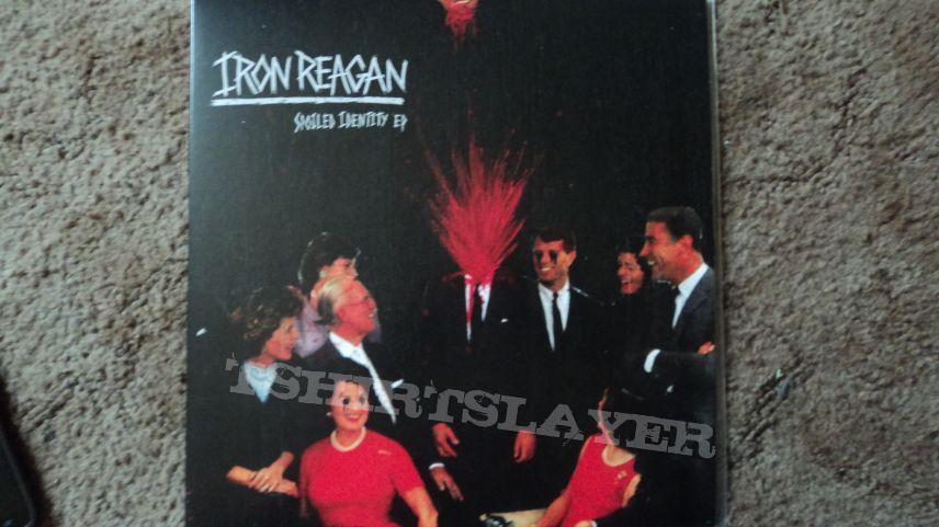 Iron Reagan Spoiled Identity E.P.